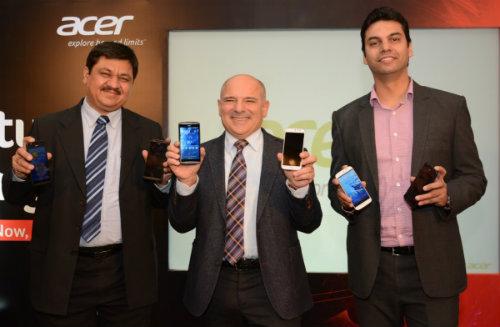 Acer launches Acer Liquid Series - Acer Liquid Jade and Acer Liquid E700 through Snapdeal.com 1
