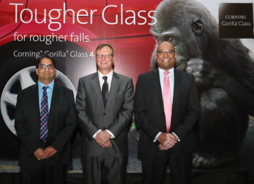 Corning launches Gorilla Glass 4 in India 1