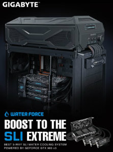GIGABYTE-GTX980-WATERFORCE-3-Way-SLI-Kit-for-Ultimate-Gaming-Performance