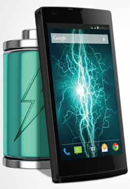 LAVA unveils 'iris Fuel 60' smartphone with 4000 mAh battery @ Rs 8,888 3