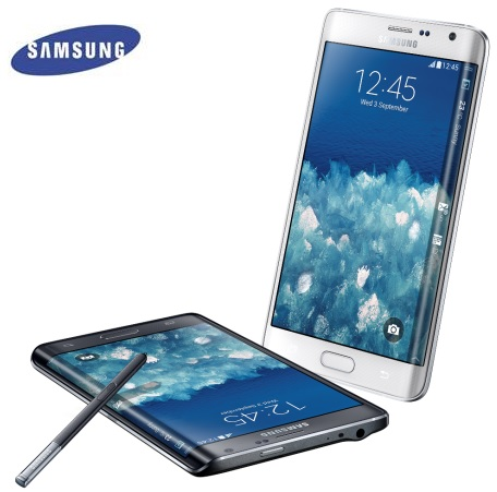 Samsung launches Galaxy Note Edge 3