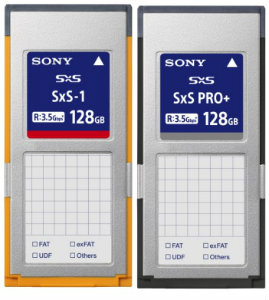 Sony-India-SxS PRO+-and-SxS-1-series-memory-cards