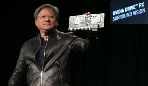 NVIDIA Paves Way for Tomorrow's Cars with NVIDIA DRIVE Automotive Computers 4