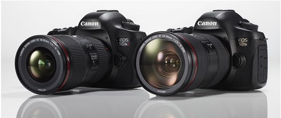 Canon launches EOS 5DSR and EOS 5DS DSLR cameras 1
