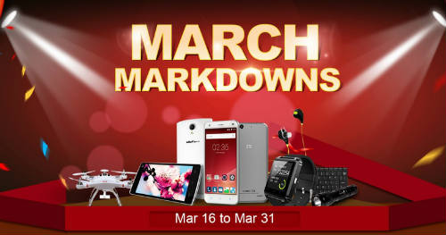 Biggest markdown event on Gearbest.com 1