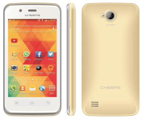 """Cheers Devices launches its smartphone """"SMART STAR"""" @ Rs. 2,999 3"""