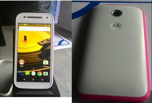 Motorola launches its new Moto E @ Rs. 6,999, available on Flipkart from March 11 midnight 2