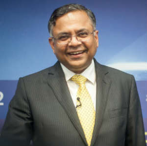 Post-Budget Reaction by TCS CEO & MD N Chandrasekaran 1