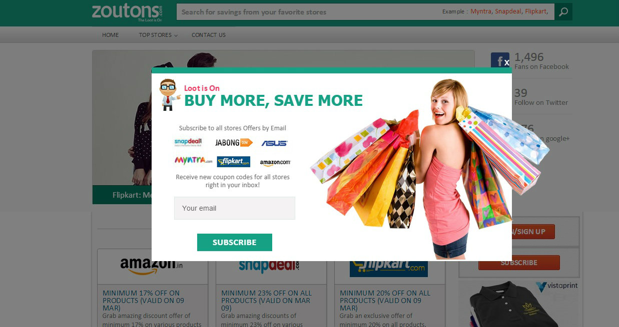 How to get Offers and Coupons in online? 1