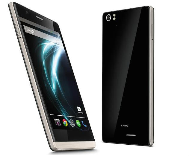 LAVA launches its smartphone 'Icon' with enhanced camera experience @  Rs. 11990 4