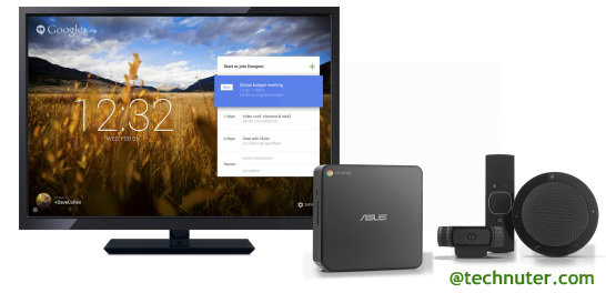 Google launches Chromebox for meetings 2