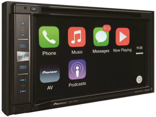 Pioneer launches AVIC – F970BT with CarPlay 2