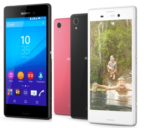 Sony launches Xperia M4 Aqua in India @ Rs. 24,990 1