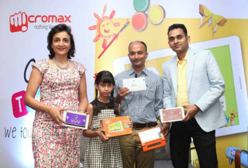 Micromax launches Canvas Tabby 3