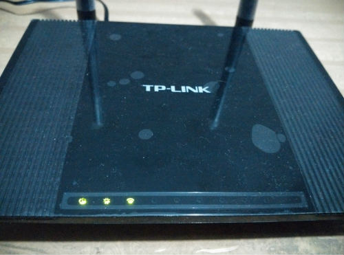 Review of TP-Link TL-WR841HP High Power 300Mbps Router 1