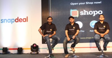 Snapdeal launches Shopo, Zero Commission Mobile Marketplace 2