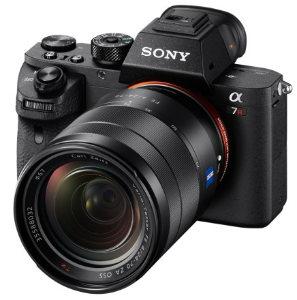 Sony-mirrorless-camera-α7R II