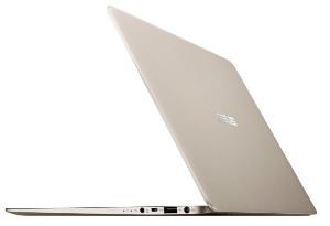 ASUS launches its Windows 10 QHD laptop 'ZenBook UX305LA' 1
