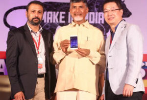 Gionee launches its Made in India phone in Vizag 2
