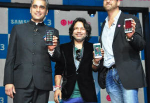 Samsung launches Tizen-based smartphone Samsung Z3 3