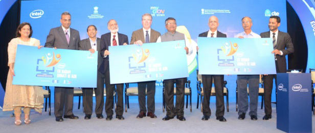 "Intel India announces ""Ek Kadam Unnati Ki Aur"" initiative 7"
