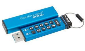 Kingston-DataTraveler-2000-encrypted-USB-Flash-drive