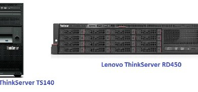 Lenovo launches ThinkServer brand in India with two models - ThinkServer TS140 and ThinkServer RD450 3