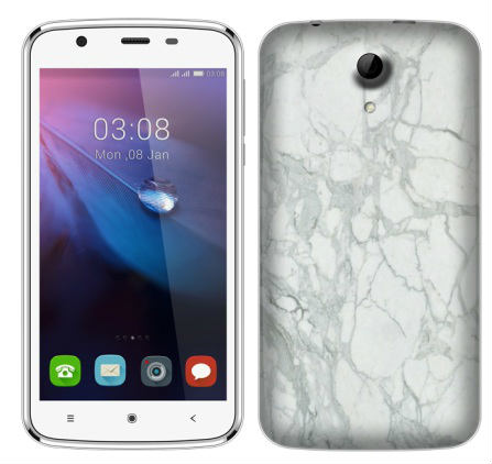 Videocon launches its new smartphone Z45 Dazzle with marble finish 1