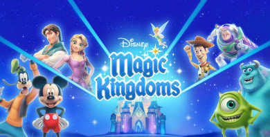Gameloft Releases New Game Disney Magic Kingdoms on Smartphones and Tablets 2
