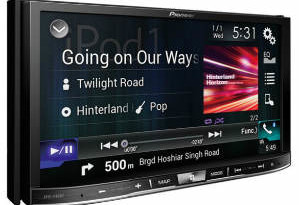 Pioneer India launches the new AVIC-F80BT 1