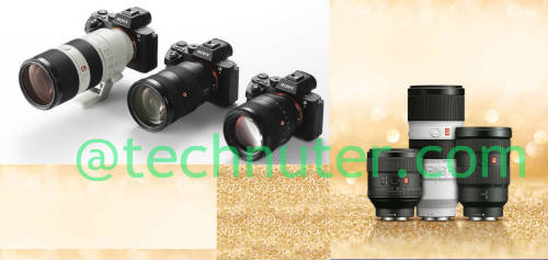 Sony launches G Master brand of interchangeable lens 6