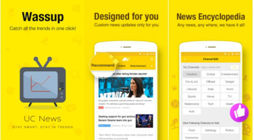 UC News Registers 80 Million Monthly Active Users in India 1