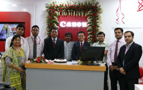 Canon expands its sales and service footprint in North India 1