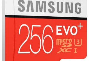 Samsung Electronics rolls out EVO Plus 256GB MicroSD Card 3