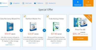 EaseUS Data Recovery Wizard to Rescue Deleted files! 3
