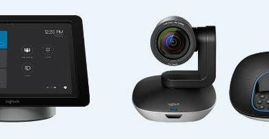 Logitech announces its AV meeting room solution 'Logitech SmartDock' 2
