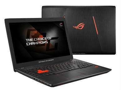 ASUS Republic of Gamers (ROG) unveils Strix GL553 compact gaming notebook 7