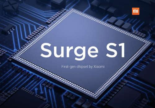 """Xiaomi announces its own chipset """"Surge S1"""" 1"""