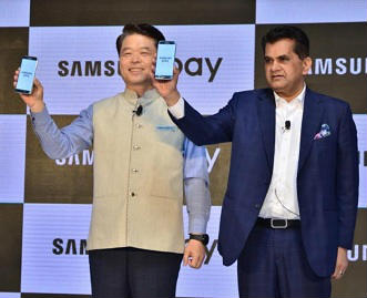 Samsung launches its Mobile Payments Service Samsung Pay in India 8