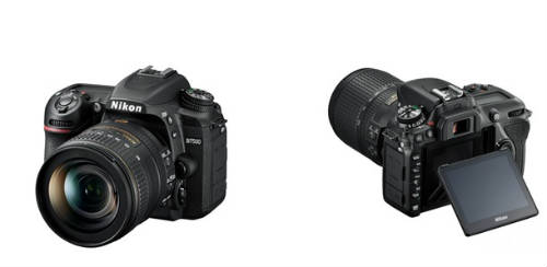 Nikon rolls out its new D-SLR Nikon D7500 2