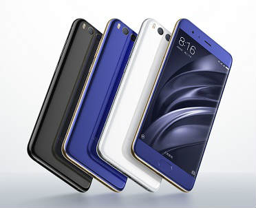 Xiaomi launches its latest flagship Mi 6 9