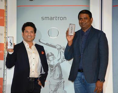 Smartron unveils its new smartphone srtphone 1