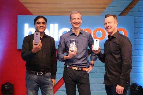 Motorola launchesMoto Z2 Play and Moto Mods 1