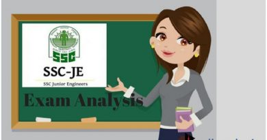 How was your SSC JE Exam? Check Detailed SSC JE Exam Analysis 3