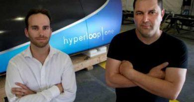 Hyperloop One unveils the first Prototype of Hyperloop One Pod 3