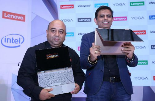 Lenovo launches its new range of laptops 29