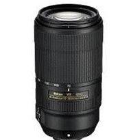 NIKKOR-telephoto-lens