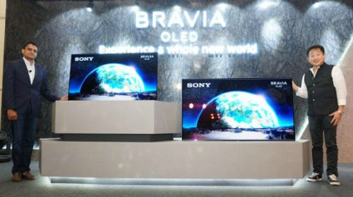 SONY India rolls out its BRAVIA OLED A1 series 3