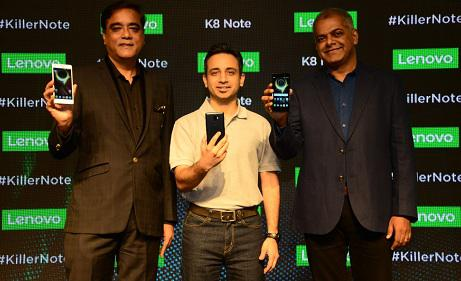 "Lenovo Launches K8 Note ""Killer Note"" With Dual Cameras, Stock Android and 10 core processor 27"