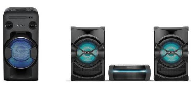 Sony launches Home entertainment audio systems MHC-V11 and SHAKE-X30D 2